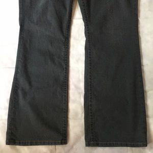 torrid Jeans - Torrid Black Bootcut Jeans Size 18